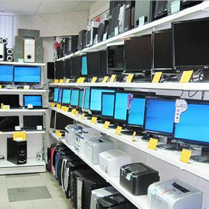 Компьютерные магазины Юрлы