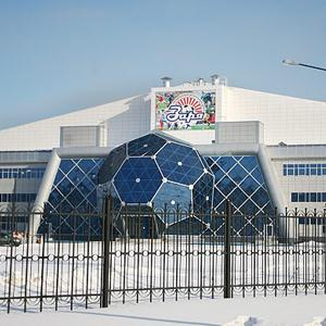 Спортивные комплексы Юрлы