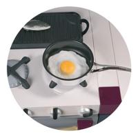 Кафе Люкс - иконка «кухня» в Юрле